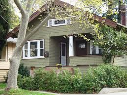 exterior paint schemes for bungalows exterior idaes