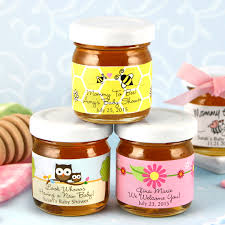 honey favors personalized baby shower honey favor baby shower favors baby