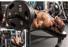 decline bench press muscles 4 basic and efficiency exercises with decline bench i luve sports