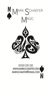 Magician Business Cards 37 Modern Upmarket Magician Logo Designs For Mark Schaefer Magic A