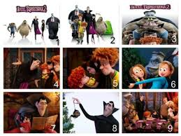 hotel transylvania cake toppers television programmes