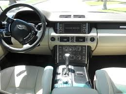 land rover 2007 interior range rover hse rental los angeles vanityexotics com vaniity