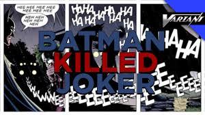 one shot did batman kill the joker youtube