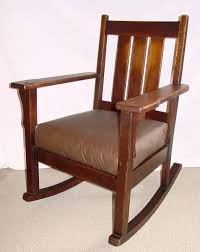 Mission Chairs For Sale Oak Rocking Chair Antique Oak Upholstered Rocking Chair U2013 Motilee Com