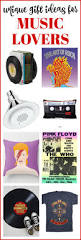 20 unique gift ideas for music lovers