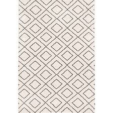 Frieze Area Rug Frieze Shag Area Rug In Ivory Bed Bath Beyond