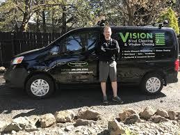 new van vehicle setups window cleaning resource