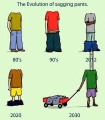 Sagging Pants Meme - evolution of sagging pants funny meme 21 funny and viral memes on