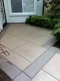 staining old concrete patio concrete staining orange county restoracrete