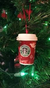 my 2013 starbucks ornament ornaments