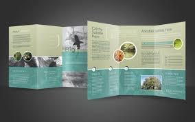 2 fold brochure template 40 best corporate brochure print templates of 2013 frip in