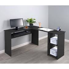 bureau en l price comparison corner keyboard tray l shaped computer desk by