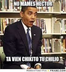 Hector Meme - elegant hector meme no mames hector obama meme generator