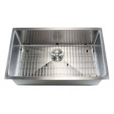 Ariel  Inch Stainless Steel Undermount Single Bowl Kitchen Sink - Kitchen bowl sink
