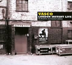 un gran bel vasco instant live 04 05 2010 vasco songs reviews