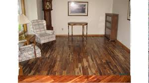 Natural Acacia Wood Flooring Asian Walnut Hardwood Flooring Youtube