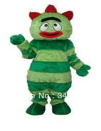 shop quality yo gabba gabba brobee short plush mascot