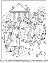 lincoln coloring pages abraham lincoln coloring book coloring the past history to be