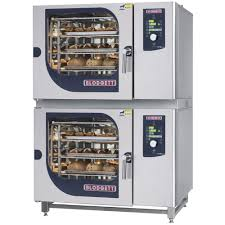 blodgett bcm 62 62e double electric combi oven with dial controls