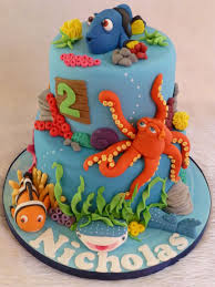 finding dory cake cake by grace u0027s party cakes cakesdecor