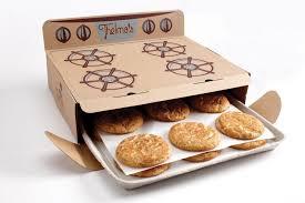 oven box u0027 design delights thelma u0027s treats packaging world
