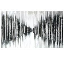 oversized wall art oversized abstract wall art black and white scenario home