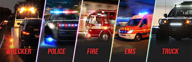 emergency vehicle light controller emergency vehicle led lights and equipment led equipped