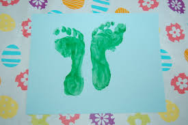 butterfly foot and hand print art the children u0027s nook