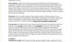 lab report conclusion template sle of a report writing and how to write a lab report