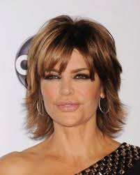 what is the texture of rinnas hair lisa rinna long layered hair lisa rinna hair4 shag hair styles