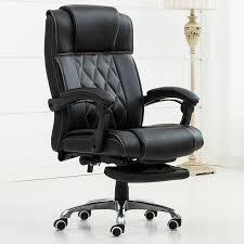 swivel ergonomic executive reclining office chair computer chair