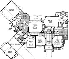 Bedroom House Floor Plans House Plan Five Bedroom Tudor - 5 bedroom house floor plans