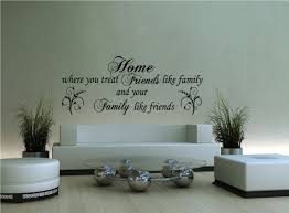 wall art quotes family shenra com sticker wall art quotes