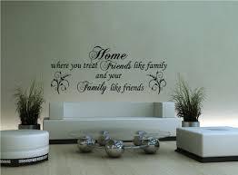 wall art quotes family shenra com sticker wall art uk