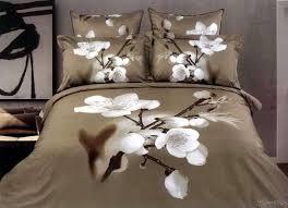 Japanese Comforter Set 100 White Comforter With Flowers White Comforter With Pink