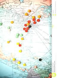 Cleveland Map Usa by Classic Usa Wall Map Also Map Usa Pins Evenakliyat Biz
