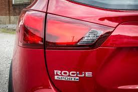 nissan rogue engine light 2017 nissan rogue sport our review cars com