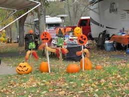 Camping Decorations 120 Best Halloween Camping Images On Pinterest Halloween Camping