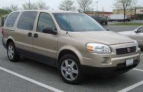 luxury minivan gm u platform wikipedia