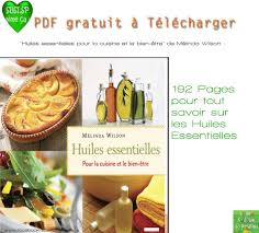 pdf recette cuisine pdf gratuit à télécharger huiles essentielles pour la cuisine et le
