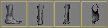 Female Body Reference For 3d Modelling Female Figure Modeling Tutorial Free3dtutorials Com
