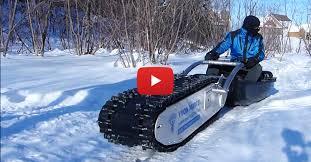 snow machine the snow machine to end all snow machines alt driver