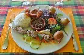 cuisine antillaise nos menus le cocotier restaurant antillais cuisine créole