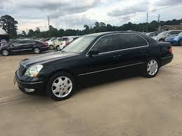 lexus ls features 2001 used lexus ls 430 4dr sedan at car guys serving houston tx