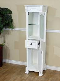 furniture tall linen cabinet for bathroom vanity and linen