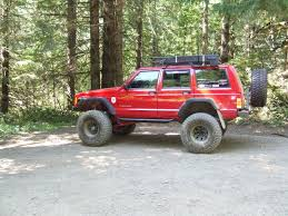 lifted jeep nitro skyjacker suspension lift kits push the limits