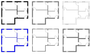 different floor plans floorplans estate agents