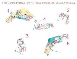 Map Practice Training Exercises
