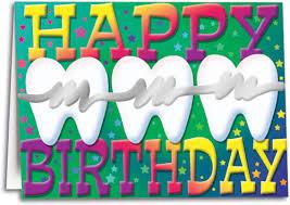 orthodontic birthday cards smartpractice dental