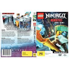 lego ninjago halloween costume lego ninjago masters of spinjitzu season 3 volume 1 dvd big w